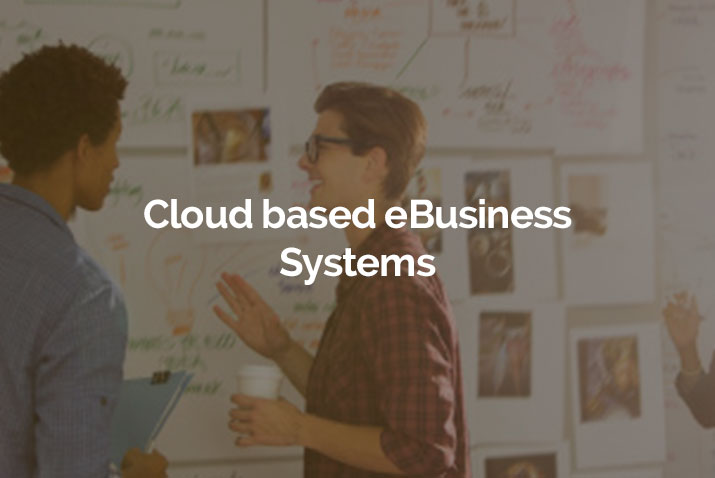 CLOUD-BASED E-BUSINESS SOLUTIONS